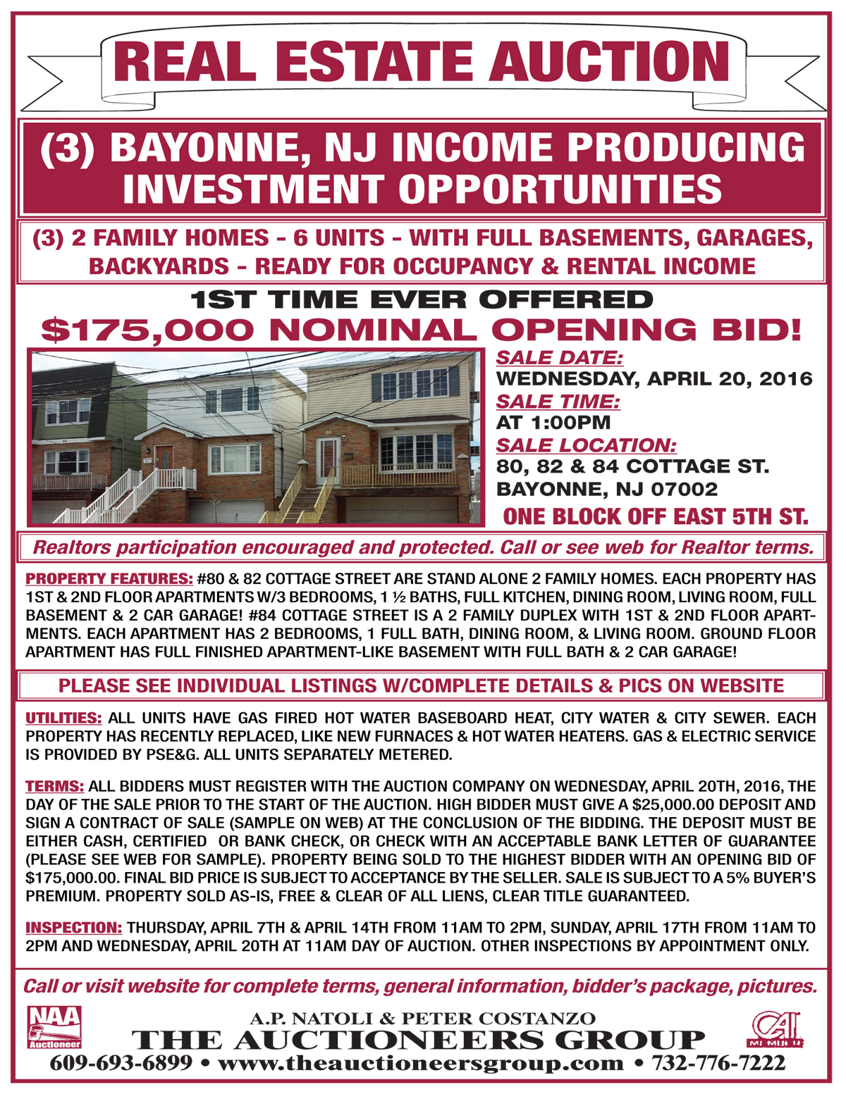 Bayonne Real Estate