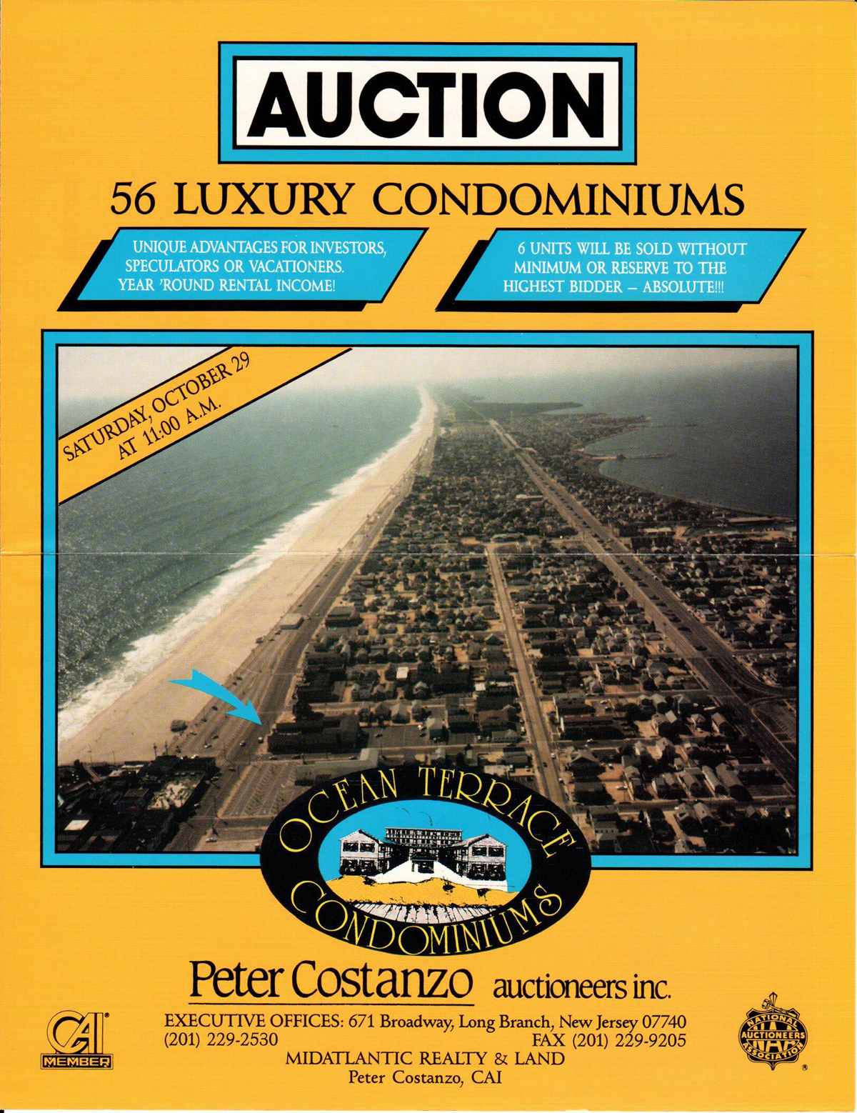 56 Luxury Condominiums Seaside Park
