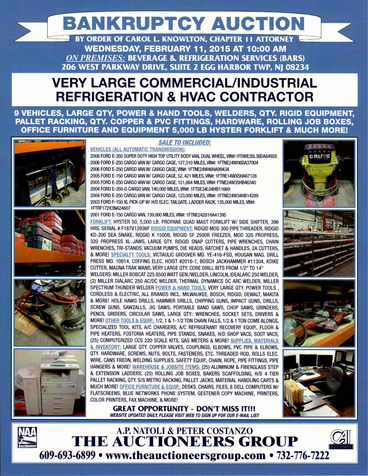 Bars Commercial HVAC